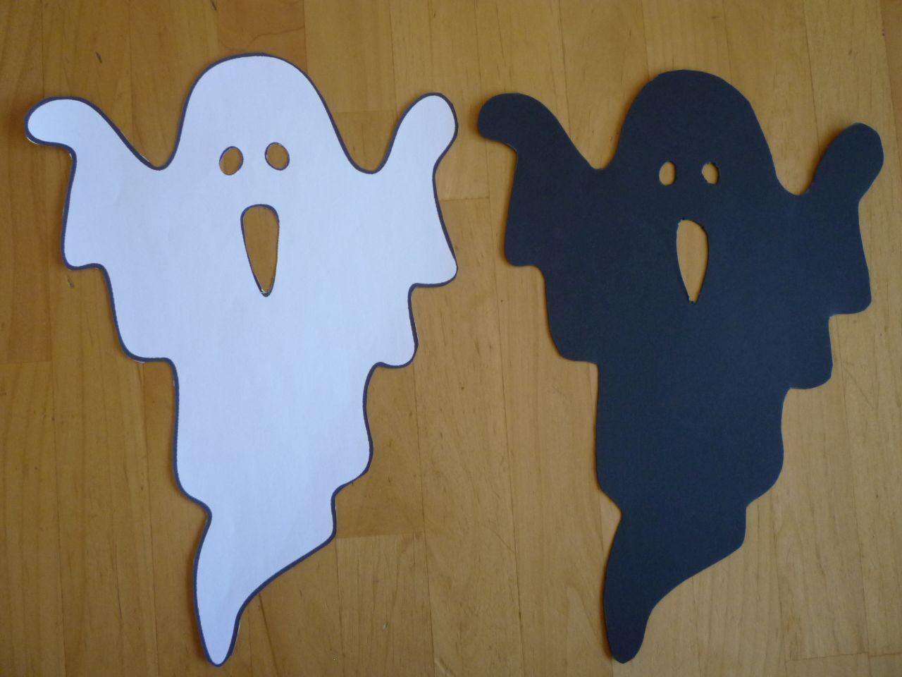Fensterdekoration Halloween Die Bastelemma