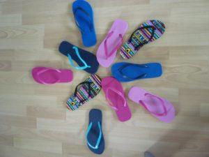 Flip Flop Material